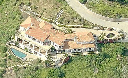 Suge Knight's home in Malibu, California (Photo: TSG)
