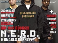 N.E.R.D., Gnarls Barkley Grace <I>The Source's</i> June Issue