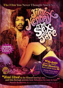 Movie - Jimi Hendrix: The Sex Tape