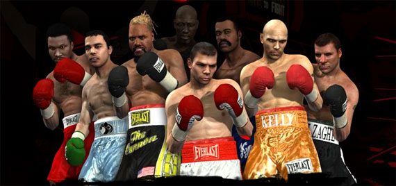 Video Games -- Don King's Prize Fighter