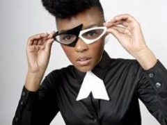 Diddy Signs Singer Janelle Monae To Bad Boy