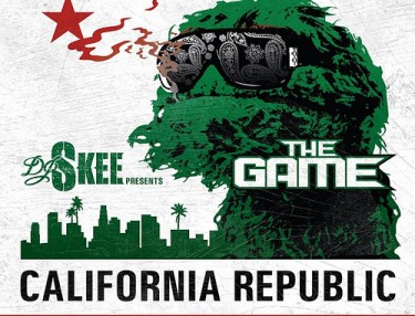 The Game - California Republic mixtape