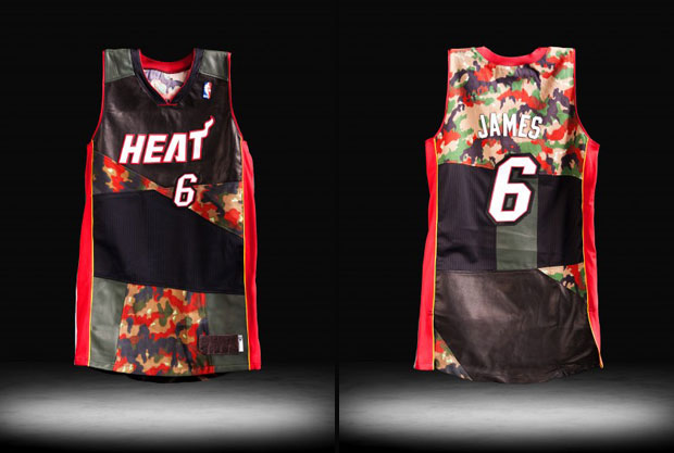 Dr Romanelli Unveils Drx Stealth Collection Of Custom Lebron James Jerseys ac3978265