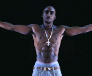 Tupac hologram at 2012 Coachella Festival
