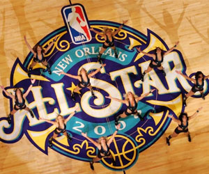 2008 NBA All-Star Game in New Orleans