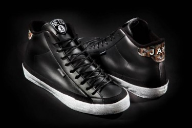 Gourmet Footwear x Jay-Z x Brooklyn Nets