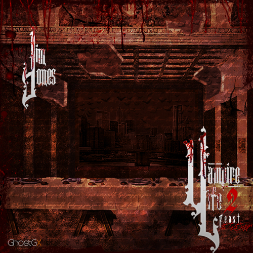 Jim Jones - Vampire Life 2: F.E.A.S.T. mixtape