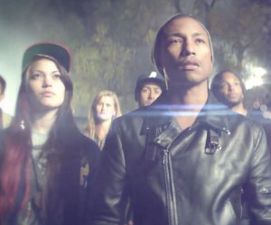Pharrell in i Am Other ad