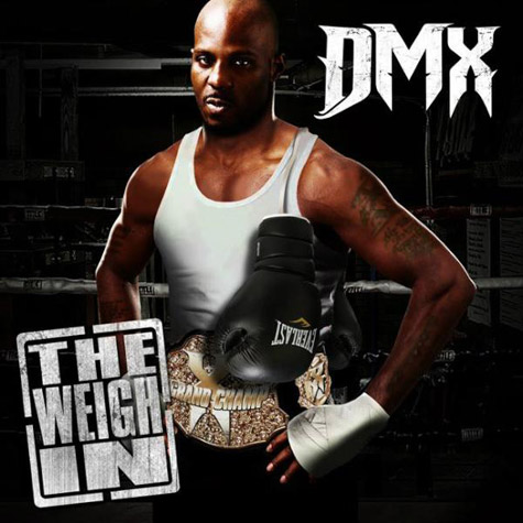 DMX - The Weigh In EP