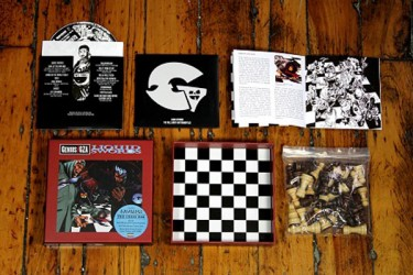 GZA - Liquid Swords Deluxe Re-Issue