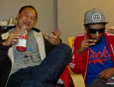 Dan The Automator and Del The Funky Homosapien