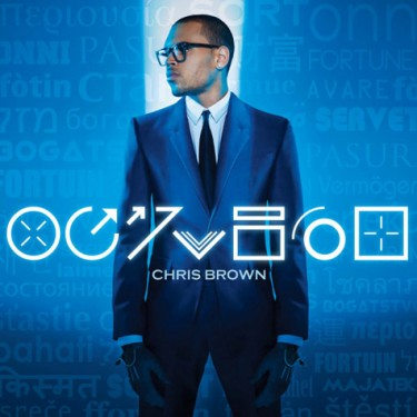 Chris Brown - Fortune album coverart