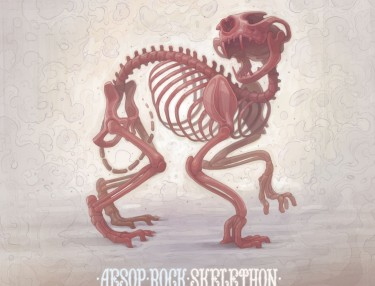 Aesop Rock - Skelethon coverart