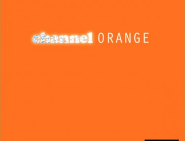 Frank Ocean - Channel Orange coverart