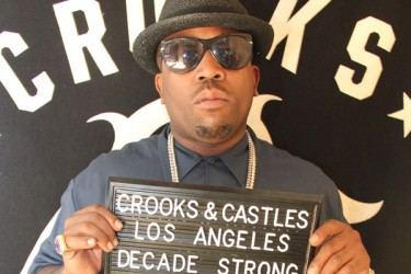Big Boi x Crooks & Castles