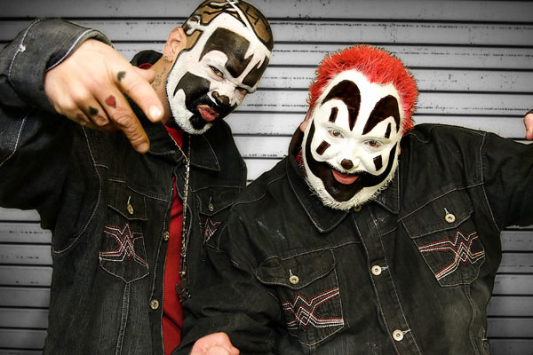 insane clown posse announces lineup for 2012 gathering of