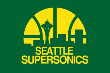 logo - Seattle SuperSonics