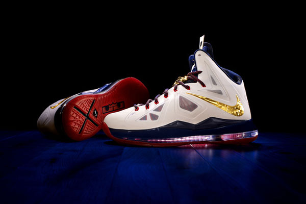 Lebron james shoes olympics