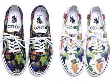 Vans x Kenzo Grape Pack