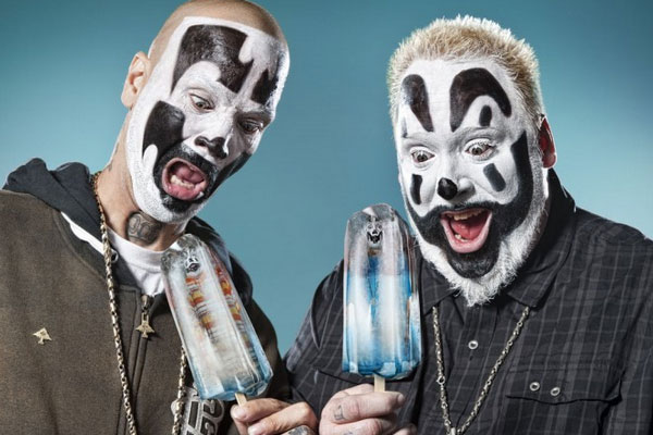 Violent J and Shaggy 2 Dope