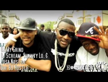 DJ Scream ft. Shawty Lo & Costra Nostra: On My Grind (Music Video)
