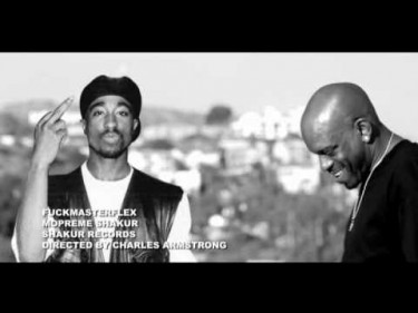 Tupac's Brother, Mopreme Shakur, Drops Diss Video For Funkmaster Flex