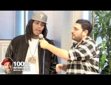 100% Interviews With Vick One: Waka Flocka Flame