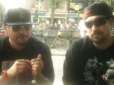 B-Real TV: From Amsterdam with Bud (Pt. 2): A Hash Tactic