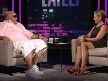 Fat Joe Explains Joey Crack Nickname On 'Chelsea Lately'