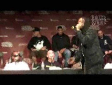 Supernatural Announces 2009 Rock The Bells Line-Up With A Freestyle
