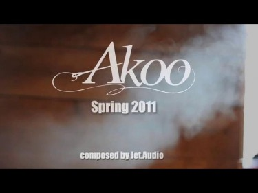 'Behind The Shoot' Of Akoo Clothing's Upcoming Spring 2011 Collection