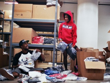 Deadline LTD Fall 2012 lookbook