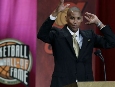 Reggie Miller inducted into Naismith Memorial Basketball Hall of Fame