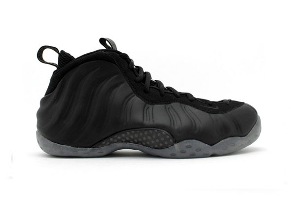Nike Air Foamposite One Black/Stleath