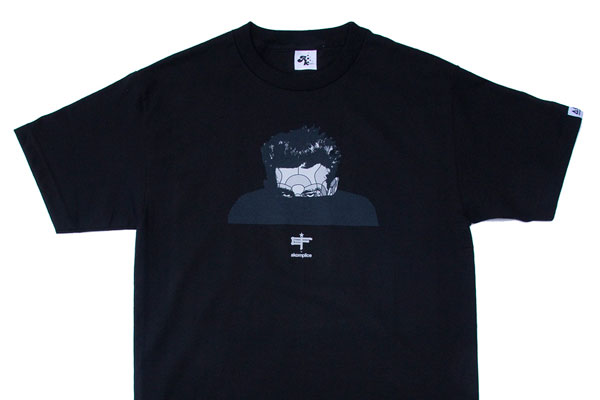 Akomplice x David Flores Fall 2012 tee series