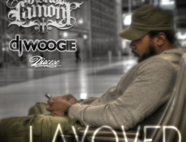 Bishop Lamont - The Layover mixtape