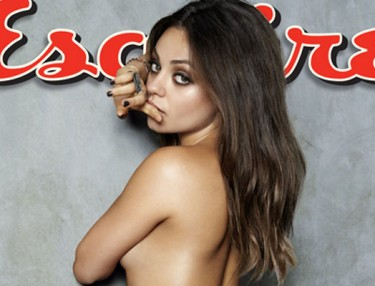 Mila Kunis - Esquire Sexiest Woman Alive 2012