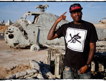 Meek Mill for Young and Reckless - Fall, Holiday 2012
