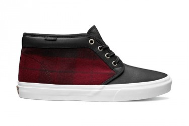 Vans California, Holiday 2012 Flannel pack