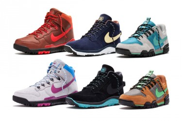 Stussy x Nike - S&S Collection