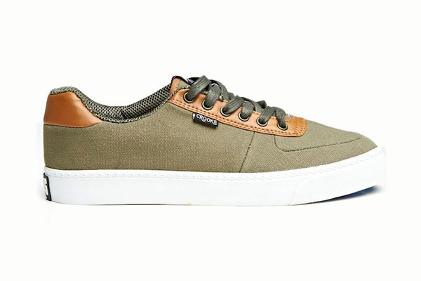Crooks & Castles Holiday 2012 footwear