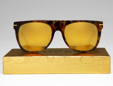 Super Sunglasses - Golden State Collection - Conveyor at Fred Segal