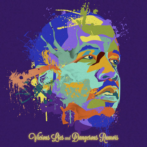 Big Boi - Vicious Lies and Dangerous Rumors album cover