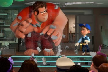 Wreck-It Ralph movie