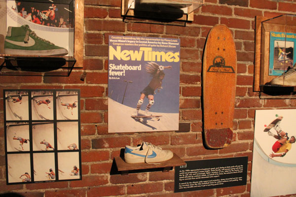 Nike x Made For Skate - 10 Years Of Nike Skateboarding Opening Reception - Sixth and Mill