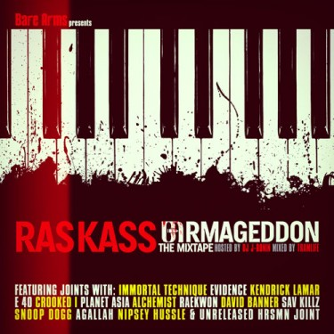 Ras Kass - The Barmageddon (Mixtape)