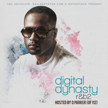 Digital Dynasty R&B 2 - Hosted By Q Parker