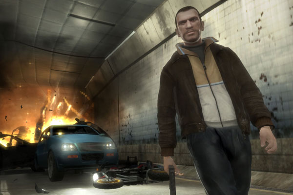 Niko Bellic - GTA IV