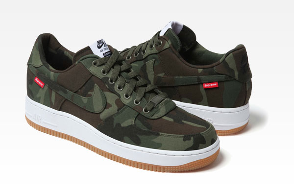 Nike x Supreme Air Force 1