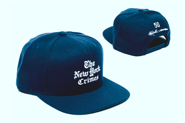 Akomplice x Ricky Powell '50 Years of the Lazy Hustler' Headwear Collection